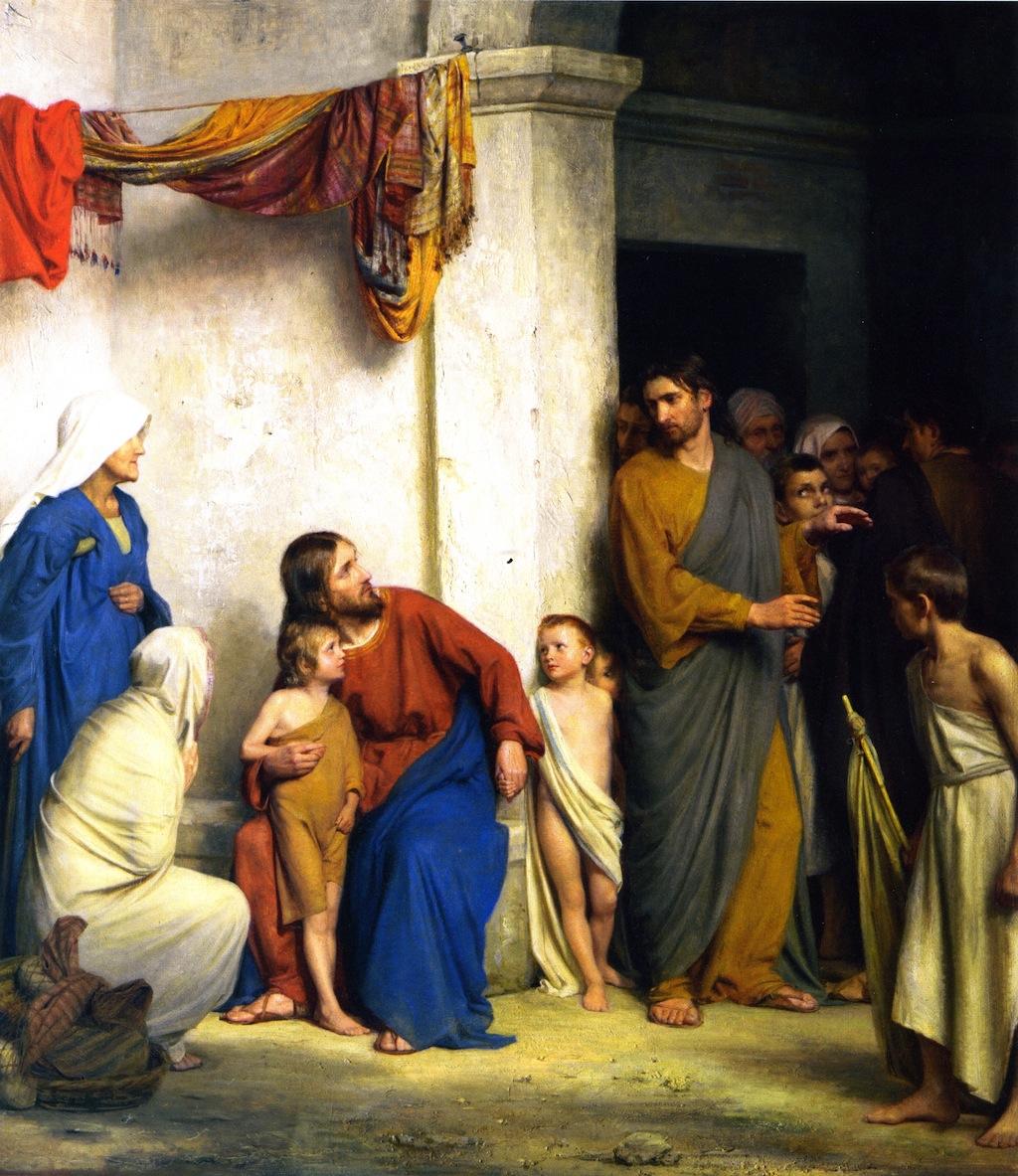 Jesus erzählt