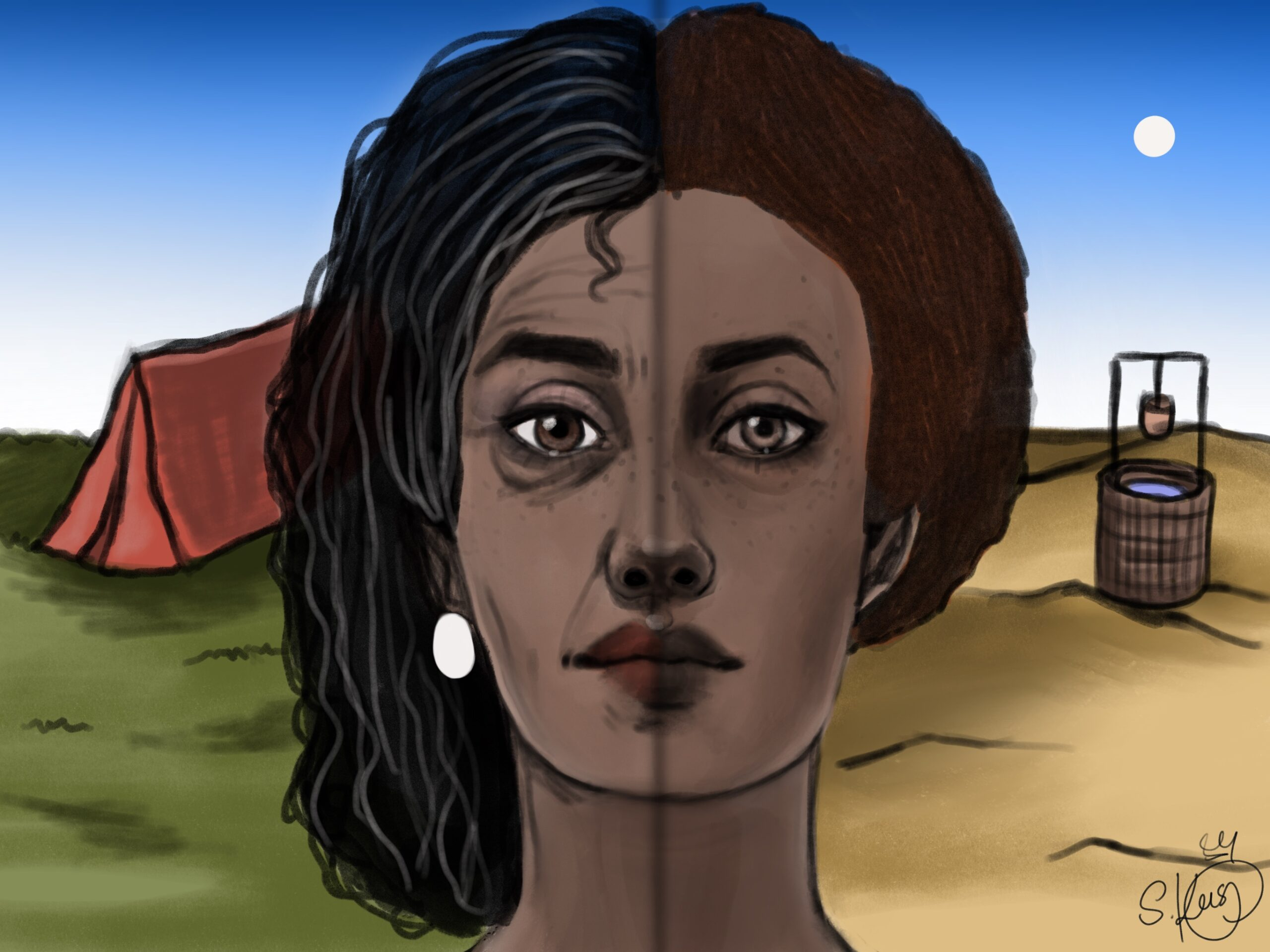 Sara und Hagar und ihre Jungs – Gott ist mit Ismael und Isaak
